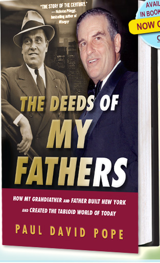 The Deed of My Fathers, by author Paul David Pope